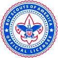 Boy Scouts of America Official Licensee