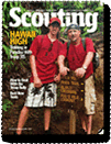See us in Scouting Magazine? Click Here!
