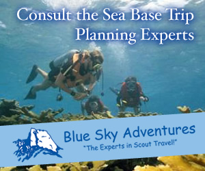 Sea Base Tour Planning