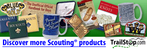 Discover more Scouting products at TrailStop.com