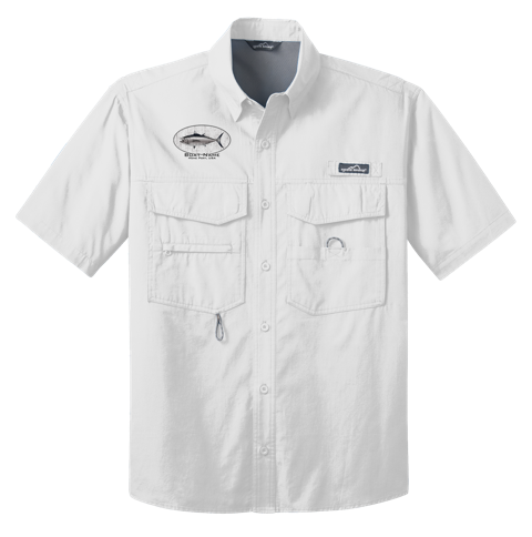 Short Sleeve Fishing Shirt for Boating in Tampa Bay
