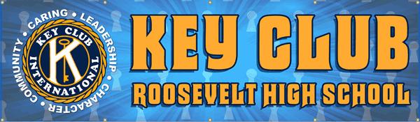 key club banner