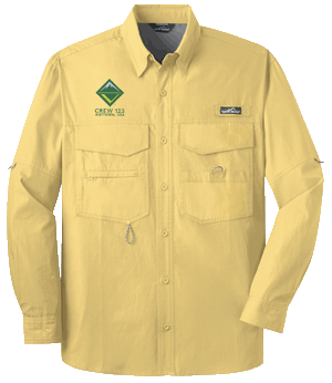 Custom Embroidered Fishing Shirts for Tampa Bay Residents