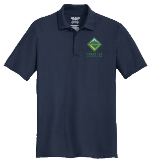 Custom Embroidered Polo in Tampa Bay