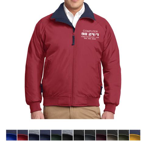 Fleece Jackets with Custom Embroidery for Tampa Bay Boating