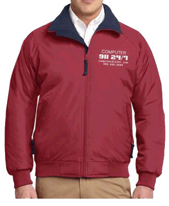 Custom Embroidered Jackets in Tampa