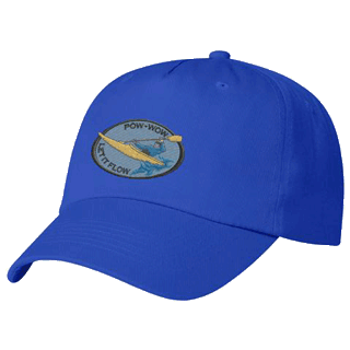 Custom Embroidered Hat for Tampa Bay